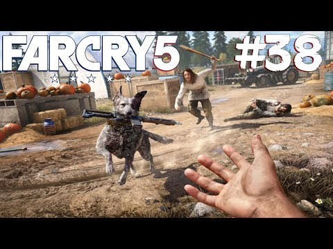 Far Cry 5 PS4 Pro Playthrough with Chaos part 38: Jacob's Region