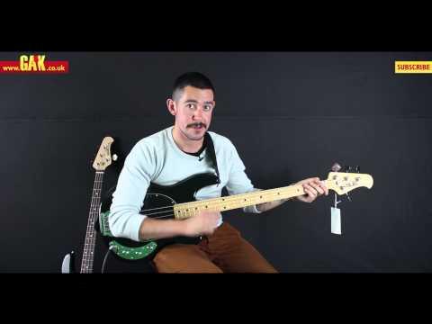 Music Man - Sterling Sub Ray 4 String vs. StingRay 2EQ at GAK