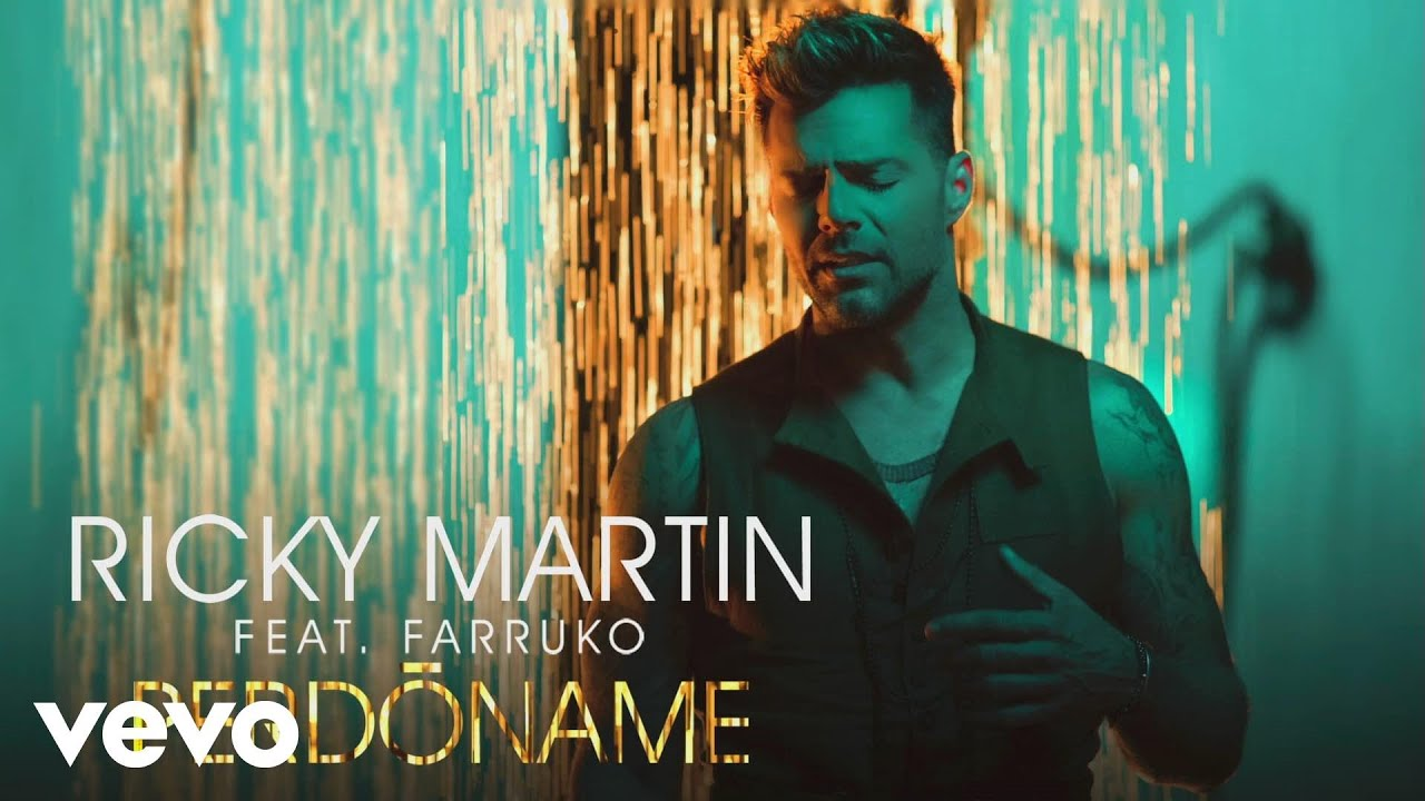 Ricky Martin — Perdóname (Urban Version)[Cover Audio] ft. Farruko