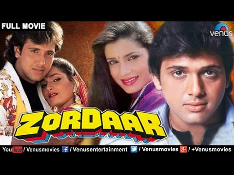 Zordaar - Full Movie | Hindi Movies Full Movie | Govinda Movies | Latest Bollywood Full Movies