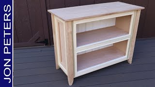How to Build a Bookcase by Jon Peters