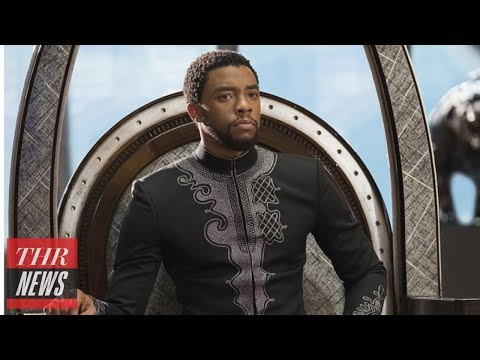 'Black Panther' Set to Make History at Presidents' Day Box Office | THR News