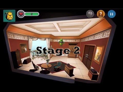 Doors & Rooms 3 Chapter 2 Stage 2 Walkthrough - D&R 3 - YouTube