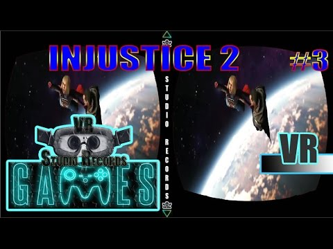 b83fe24c2dd INJUSTICE 2-SUPER GIRL  VR TRAILERS GAMES  VR STUDIO RECORDS - YouTube