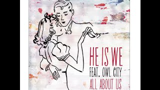 He is We ft. Owl City - All about us (Sub Español)