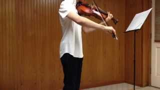 Minimal Beat (viola cover, 5th) - Lindsey Stirling