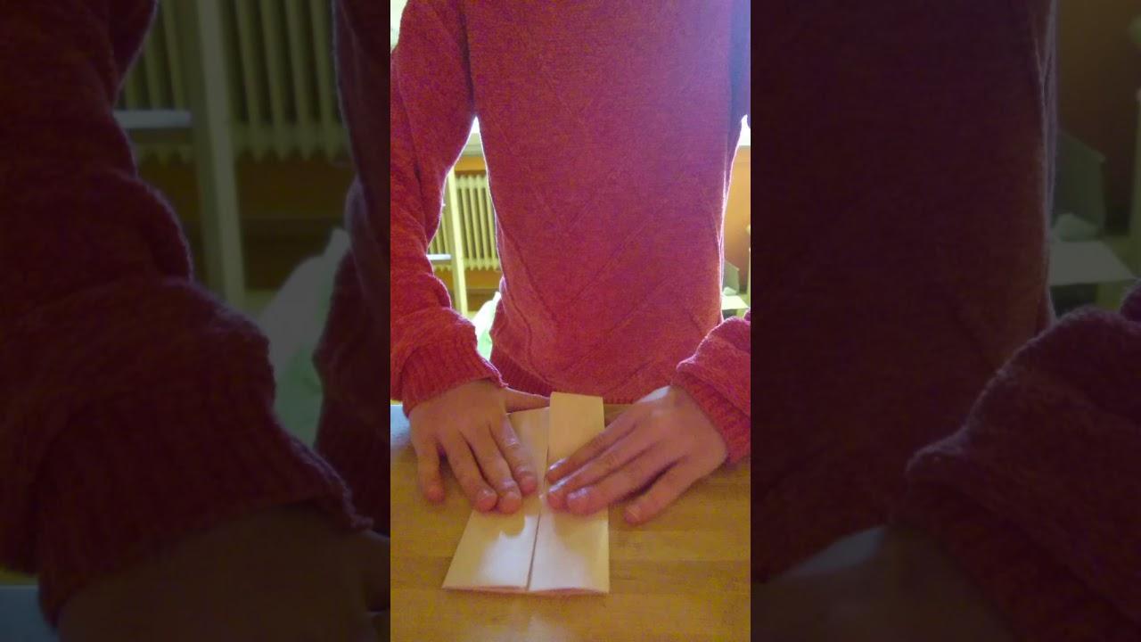 Schachteln Aus Papier Falten