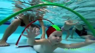 Ныряйки 2 (Грудничковое и детское плавание)