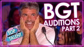 Britain's Got Talent 2019 | Part 2 | Auditions | Top Talent
