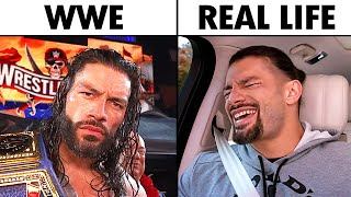 this is Roman Reigns in real life Reacting To WWE s Reddit