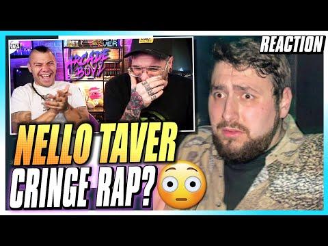 NELLO TAVER - STO SALVANDO IL RAP ITALIANO ( disco completo )   Reaction Arcade Boyz