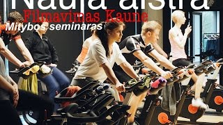 DailyVlog #35: Nauja aistra/filmavimas Kaune/Seminaras