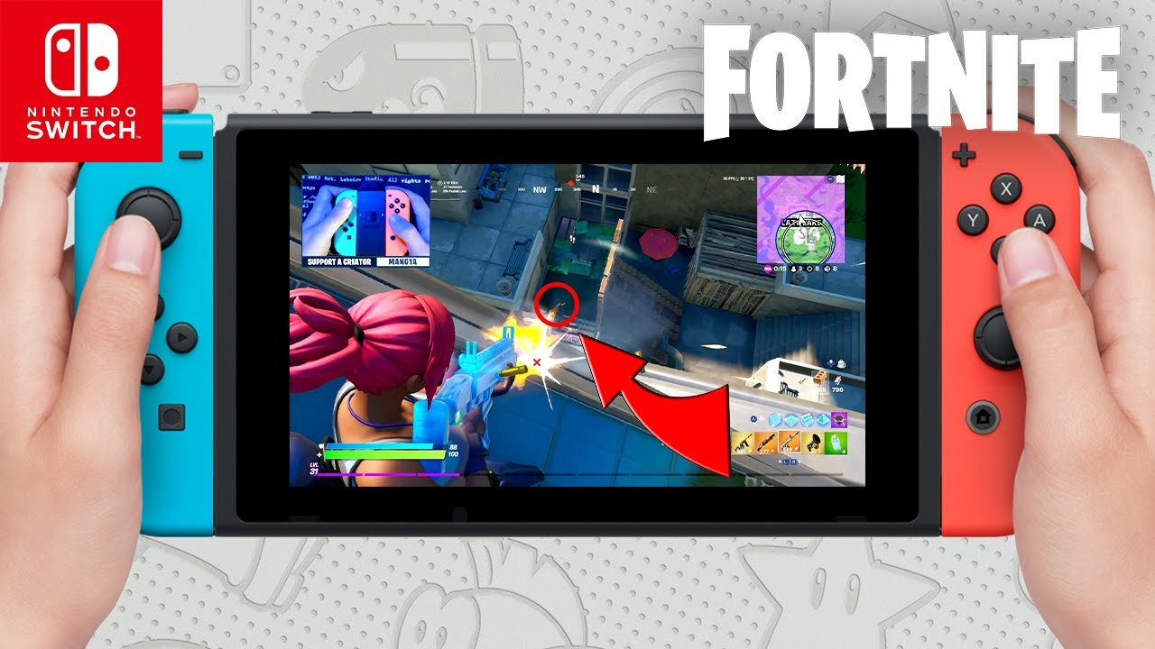 NEW SEASON - Fortnite on the Nintendo Switch #45