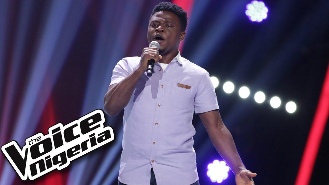 """Download Emuejevoke Efiokpene sings """"The Vow"""" / Blind Auditions / The Voice Nigeria Season 2"""