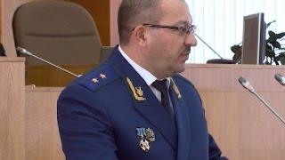 Новым прокурором Вологодской области может стать Александр Гринёв