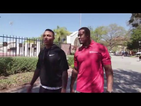 Tour USC with former Trojans Willie McGinest & Su