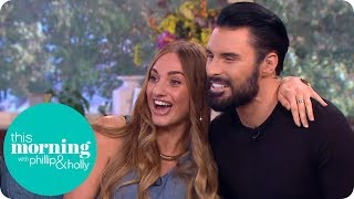The X Factor's Talia Dean Can't Believe She's On This Morning!