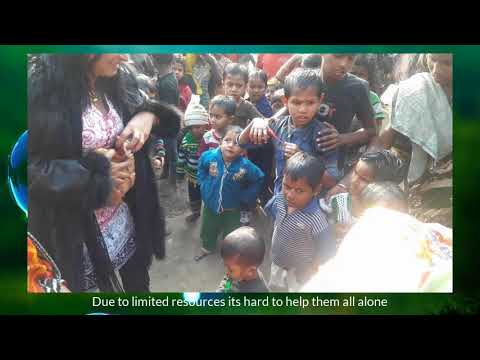 Food Distribution In India For Underprivileged People By Kiiran Care Foundation