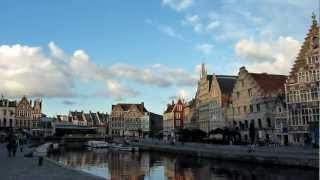 Mini footage - Wonderful Ghent (Ghent, Belgium)