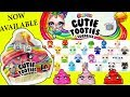 POOPSIE SLIME SURPRISE CUTIE TOOTIES COLLECTIBLE SLIME AND MYSTERY CHARACTER