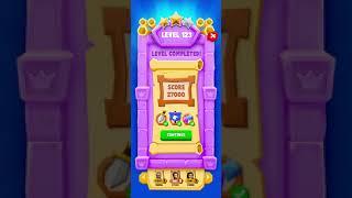 Kingdom Puzzle Game UI Design