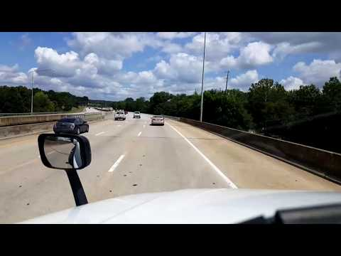 BigRigTravels LIVE! - Birmingham to Gadsden, Alabama Interstate 59 North - August 16, 2017