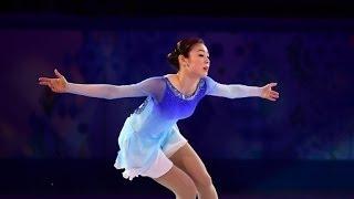 【悲劇】キムヨナ、浅田真央と比べ、ソチのエキシビションが残念すぎる thumbnail