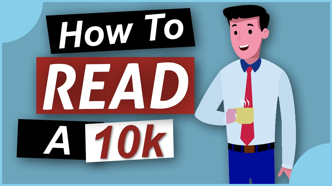 Download How to Read an Annual Report - 10k for Beginners