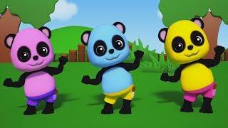 Ringa ringa rosen   Kinderspiele   Baby Reime   Ringa Ringa Roses   Baby Bao Panda   Children Song