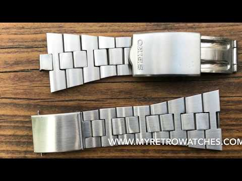 Restore your watch Bracelet in 5 minutes!