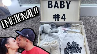 FINDING OUT I WAS PREGNANT!! **surprising beau**