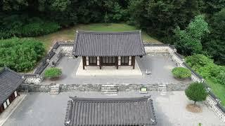 한국의 문화유산 - 설봉서원(4K)