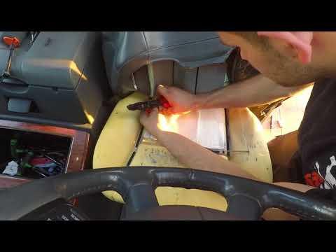 Dodge ram seat heater fix