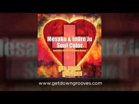 GDG003 Mesake ft. Indre Ju - Soul Color (Genetic Rhythm Mix)