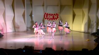 IAWW Diwali 2014 - BollyWorks Dance Troupe - Bollywood Through The Ages