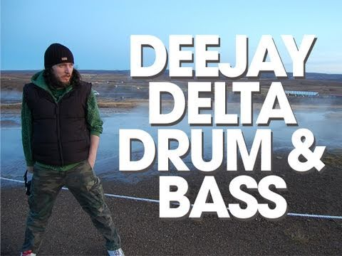 Deejay Delta - Drum & Bass Mix - Panda Mix Show