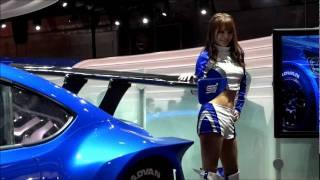 2011年、東京ビックサイトで行われた「東京モーターショー2011」、 スバ...