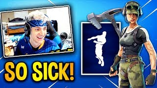 NINJA REACTS *NEW* TWITCH PRIME PACK! *EPIC* Fortnite EPIC & FUNNY Moments