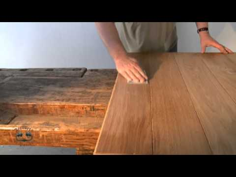 Vernis polyurethane youtube - Customiser un plateau en bois ...