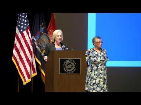 Senator Gillibrand Town Hall at Syracuse University July 14, 2017