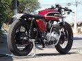 Classic look Honda CB 750 Four - Zucconi Projetos Especiais