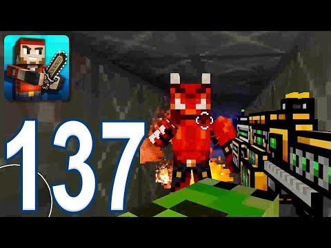 Pixel Gun 3D - Gameplay Walkthrough Part 137 - Devastator (iOS, Android)