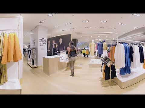 Enjoy a parisian shopping experience at Galeries Lafayette Paris Haussmann