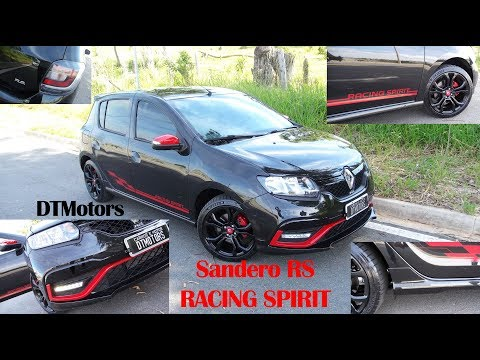 Sandero RS Racing Spirit - DTMotors #151