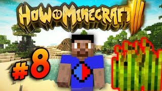 HOW TO MINECRAFT S3 #8 'AUTO WHEAT FARM!' with Vikkstar