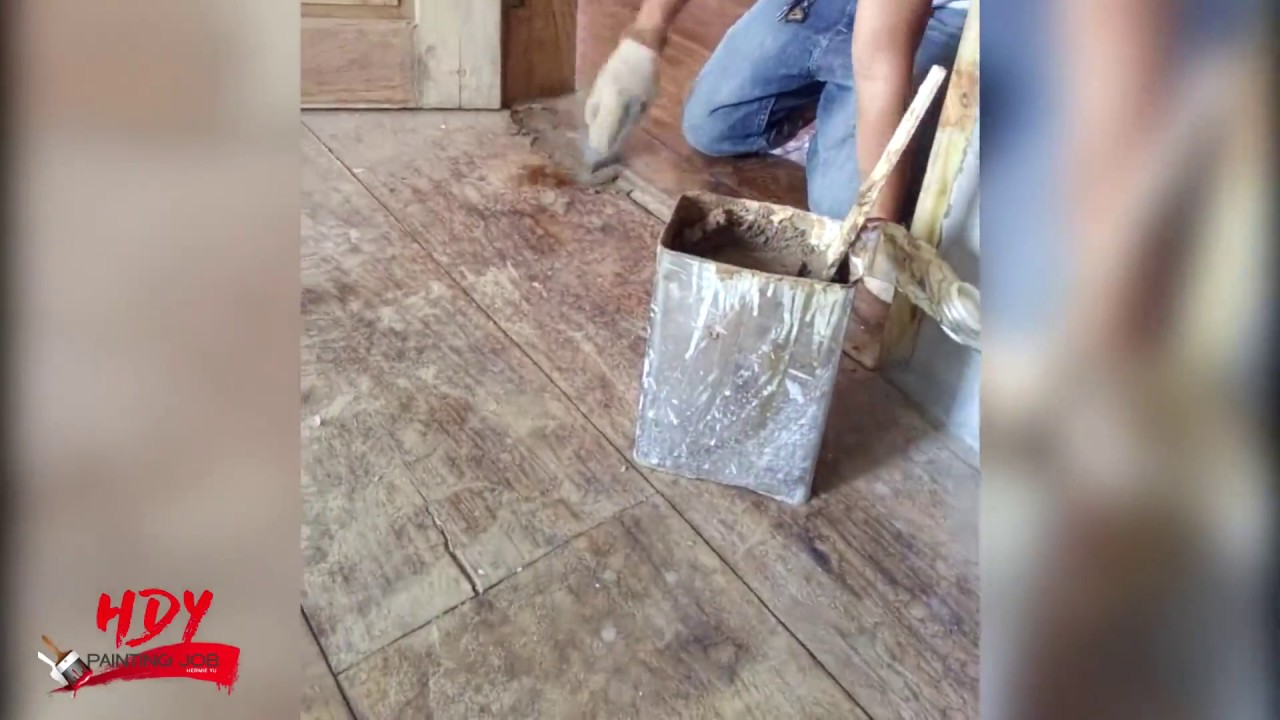 A Simple Varnish Paint Tuturial How To Varnish Wood Parquet