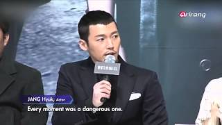 Showbiz Korea - CHA SEUNG-WON VS JANG HYUK 차승원 VS 장혁