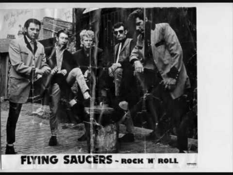 Flying Saucers Rockabilly Love Affair Youtube