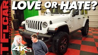 Why I Bought a Sahara and NOT a Rubicon Wrangler? | Dude I Love (or Hate) My New Ride!