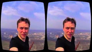 Extreme climbing on tower 400m in Oculus Rift 3D VR 2016(, 2016-02-27T20:25:35.000Z)
